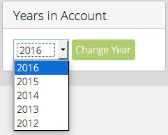 Years in Account